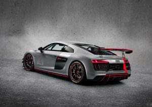 Фото | Гоночная Audi R8 LMS GT4