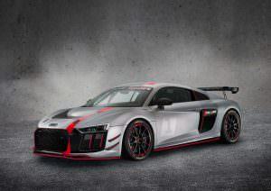 Фото | Audi R8 LMS: суперкар для гонок в категории GT4