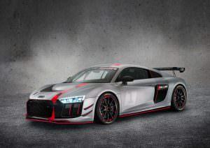 Фото | Audi R8 LMS GT4: суперкар для гонок на выносливость