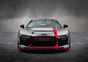 Фото | Новый гоночный суперкар Audi R8 LMS GT4
