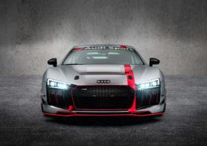Фото | Трековый суперкар Audi R8 LMS GT4
