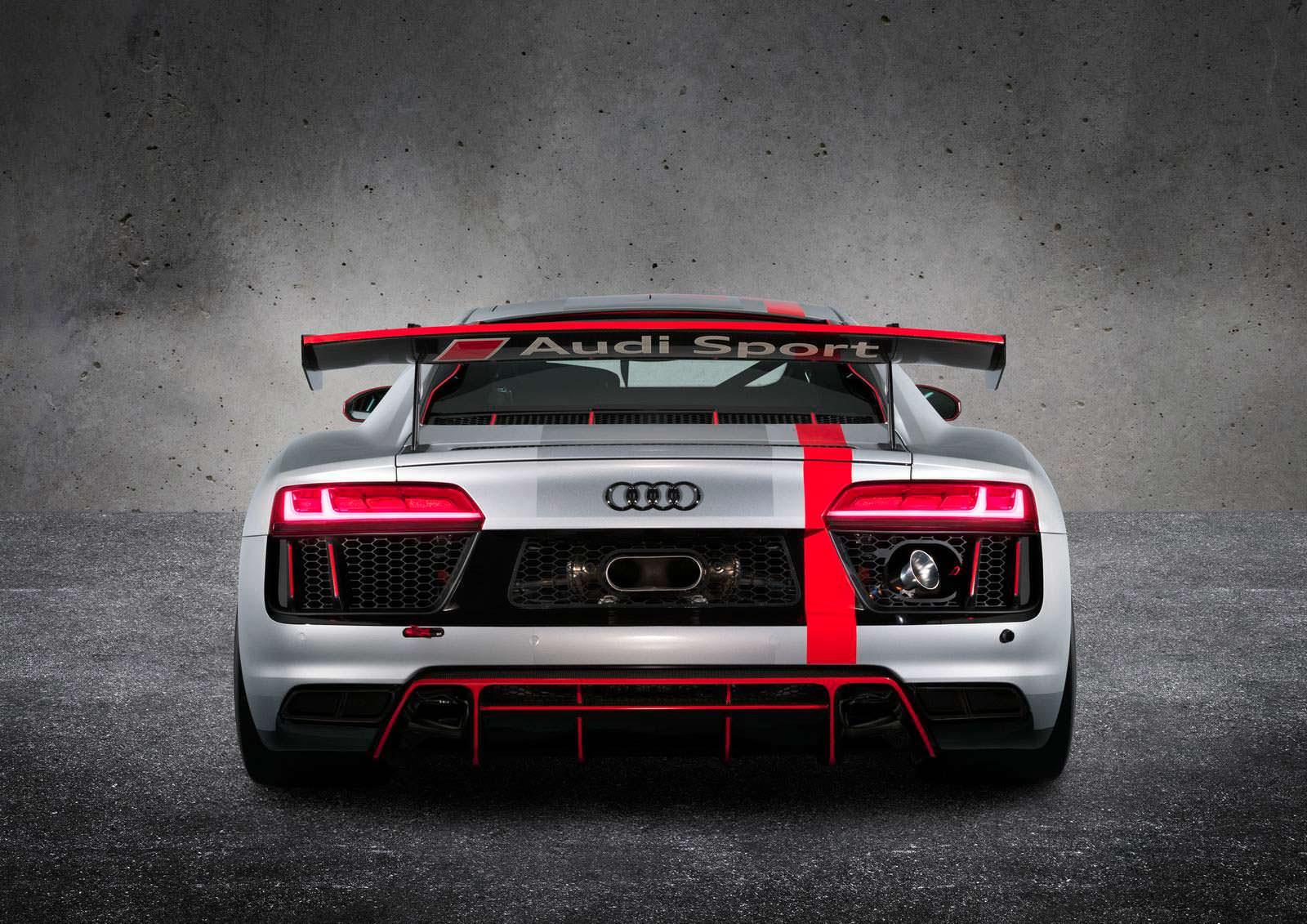 Фото   Audi R8 LMS GT4