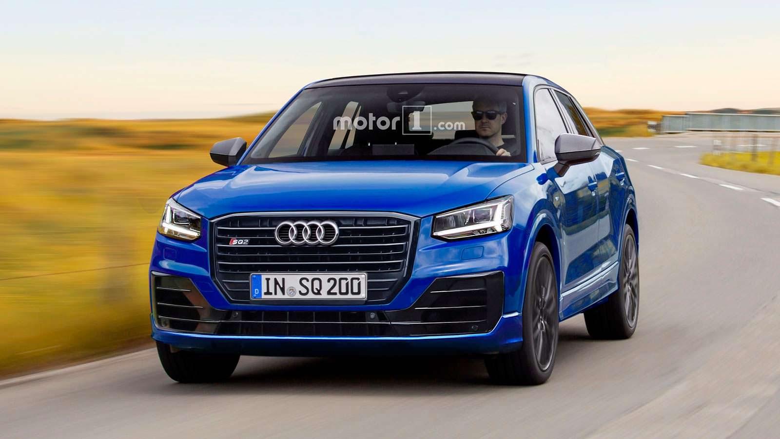 Фото | Audi SQ2, неофициально от motor1.com