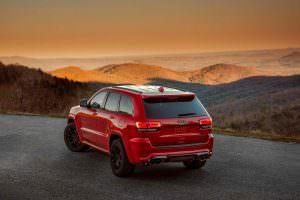 Фото | Новый Jeep Grand Cherokee Trackhawk