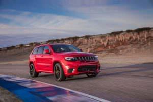 Фото | Jeep Grand Cherokee Trackhawk 2018
