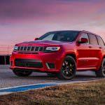 Фото | Jeep Grand Cherokee Trackhawk: самый быстрый внедорожник