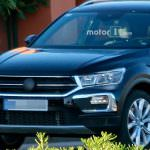 Фото | Дизайн Volkswagen T-Roc раскрыт