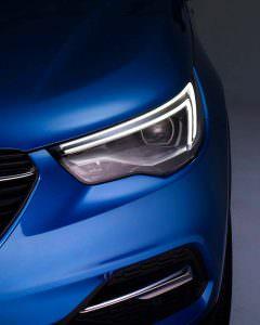 Фары Opel Grandland X
