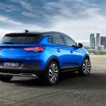 Новый кроссовер Opel Grandland X 2018