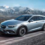 Фото | Новый Opel Insignia Country Tourer 2017