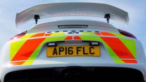 Фото | Полицейский Порше Кайман ГТ4 в Британии