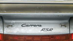 Фото | Грязная Carrera RSR 1993 года