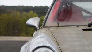 Porsche 911 RSR 1993 года. 25 лет собирал пыль в гараже