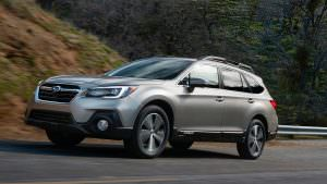 Фото | Новый Subaru Outback 2018