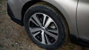 Фото | Колеса Subaru Outback 2018