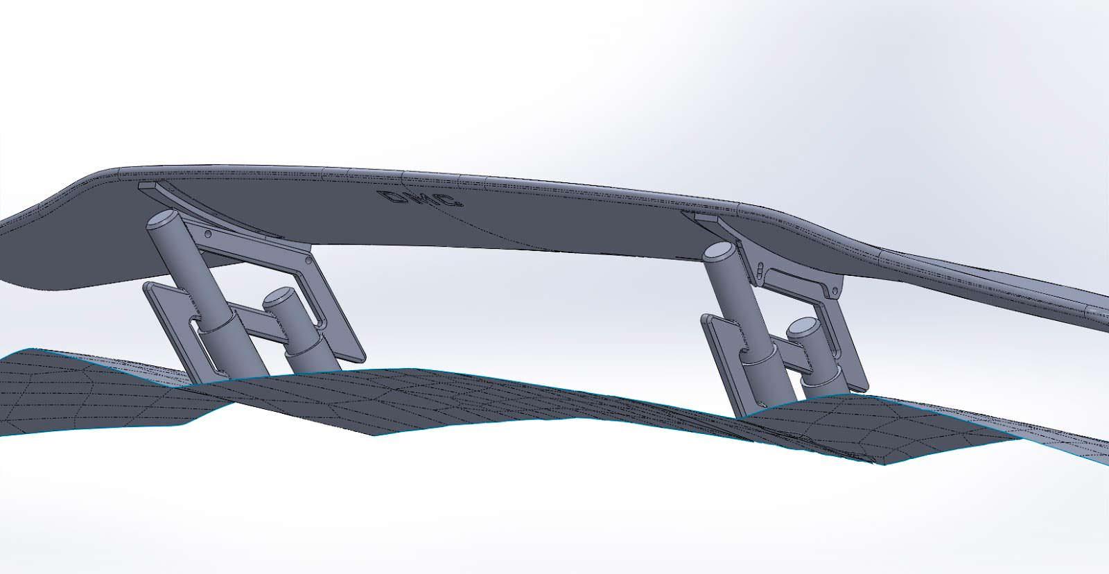 DMC презентовала комплес обновлений для суперкара Lamborghini Aventador S