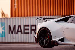 Фото | Диски ADV1 на Lamborghini Huracan