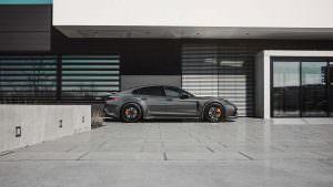 Фото | Тюнинг Porsche Panamera 2 от TechArt
