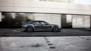 Фото | Тюнинг новой Porsche Panamera GrandGT от TechArt