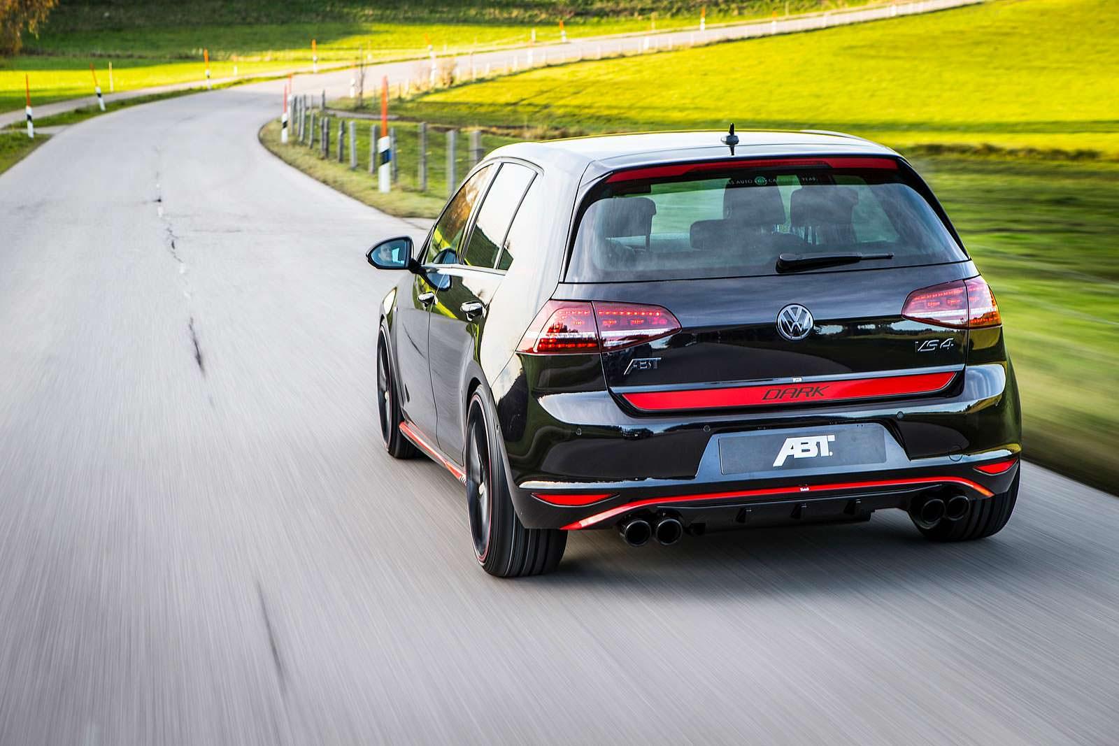 Профессионалы тюнинг-ателье ABT увеличили мощность версии VW Golf