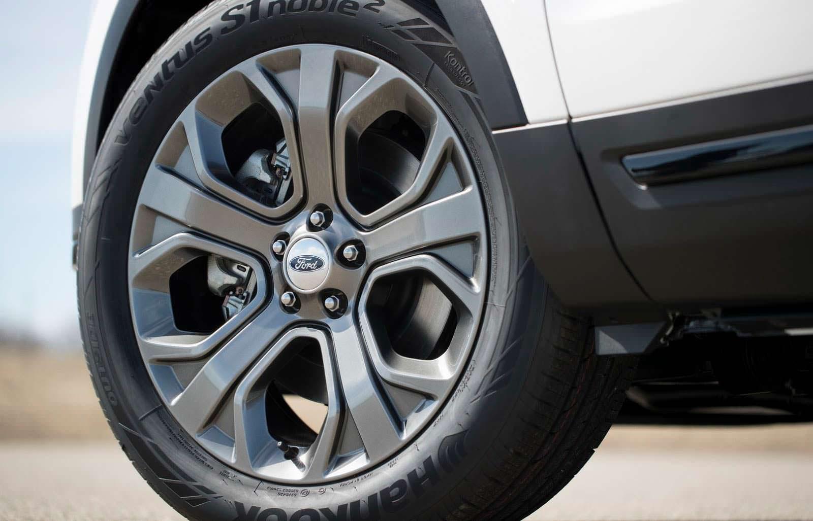 Фото | Новые диски Ford Explorer