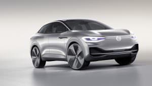 Концепт с автопилотом Volkswagen I.D. Crozz Concept