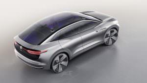 Volkswagen I.D. Crozz. Концепт 2017 года