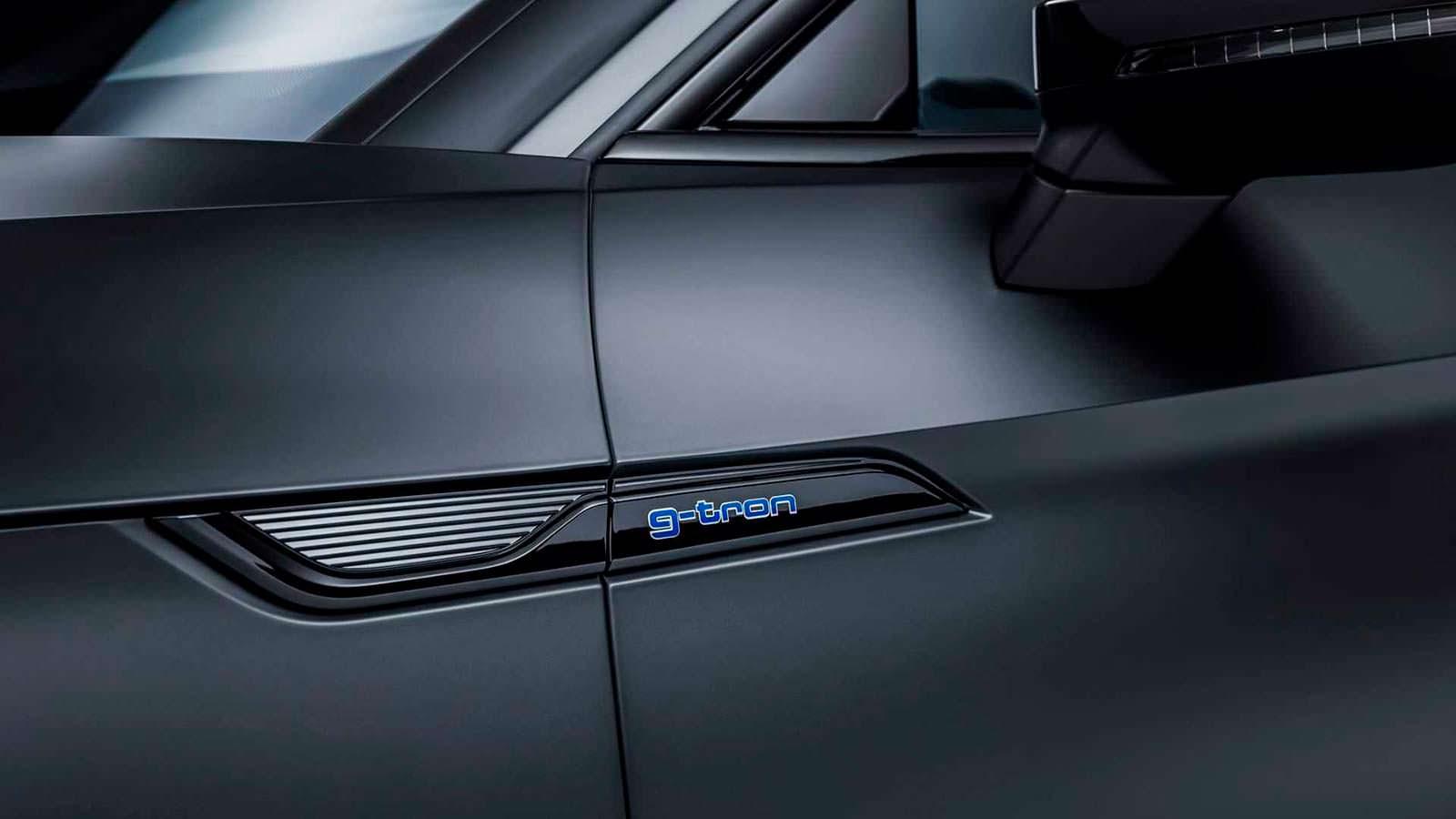 Концепт-кар Ауди A5 Sportback G-Tron готовится кпубличной премьере