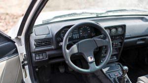 Фото | Салон Audi Sport Quattro 1984 года