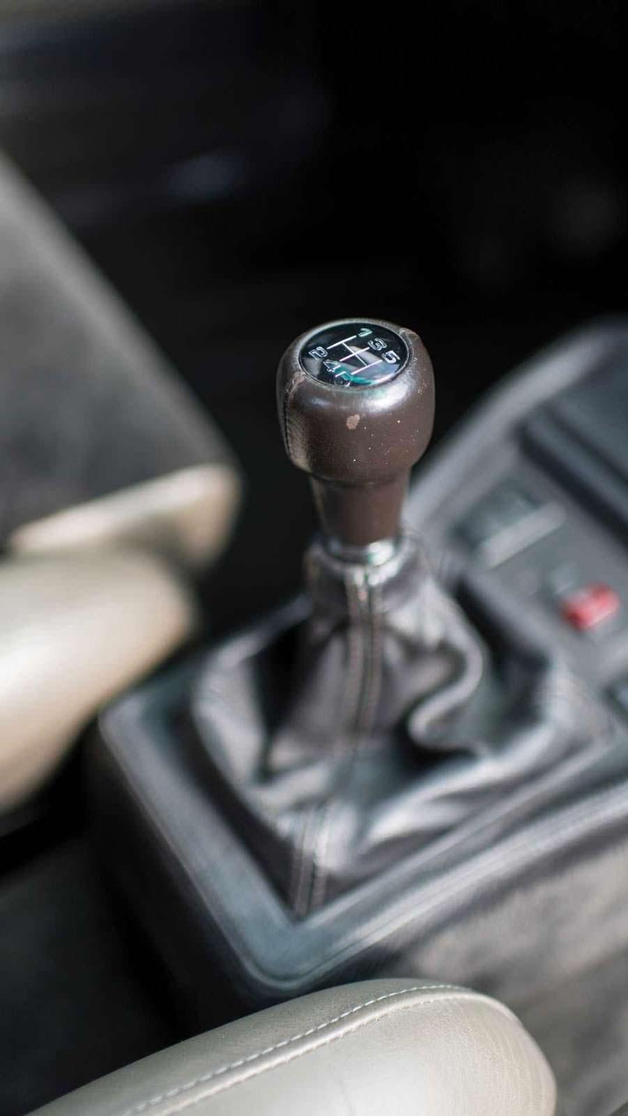 Пятиступенчатая коробка Audi Sport Quattro