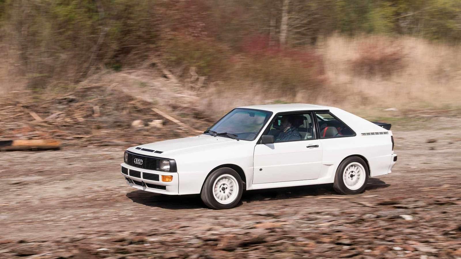 Фото | 1984 Audi Sport Quattro в идеальном состоянии
