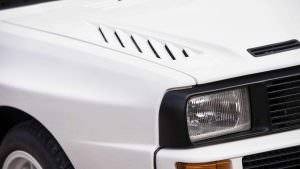 Фары Audi Sport Quattro 1984 года выпуска