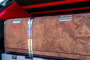 Ящик соколиных аксессуаров от Mulliner