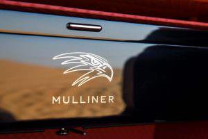 Голова сокола от Mulliner