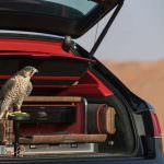 Багажник Bentley Bentayga Falconry с соколиными аксессуарами