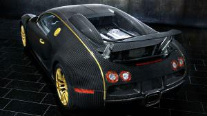 Bugatti Veyron Mansory Linea Vincero: 1 из 1