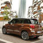 Рестайлинг Fiat 500L 2017 года