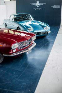 Фото | Maserati 5000 GT и Lamborghini 350 GT #265