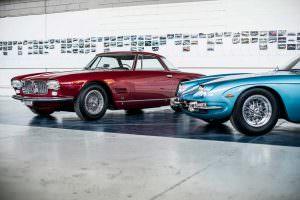 Фото | Красная Maserati 5000 GT