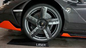 Карбоновые колеса Lamborghini Centenario LP770-4