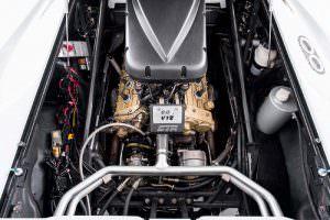 Двигатель 6.0 литра V12 в Lamborghini Diablo GTR