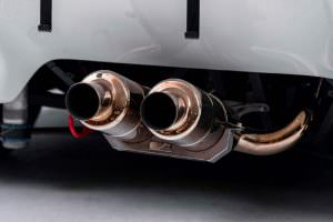Выхлопные трубы Lamborghini Diablo GTR 2000 года выпуска