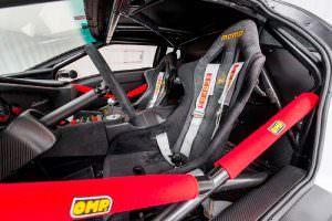 Каркас безопасности Lamborghini Diablo GTR