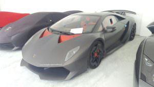 2014 Lamborghini Sesto Elemento без пробега