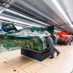Производство миллионного Porsche 911 Carrera S в Цуффенхаузене