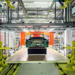 Производство Porsche 911 на заводе в Цуффенхаузене