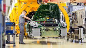 Фото | Производство Porsche 911 на заводе в Цуффенхаузене