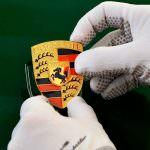 Логотип Porsche 911 Carrera S