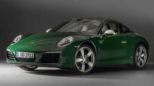 Фото   Porsche 911 Carrera S. №1000000