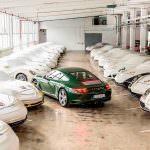 Миллионная Porsche 911 Carrera S в музее компании в Германии